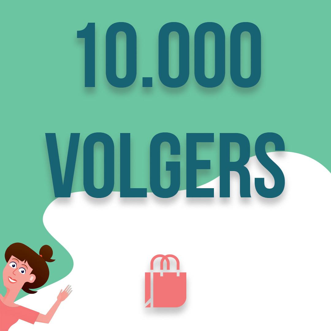 ANNIE 10.000 volgers!