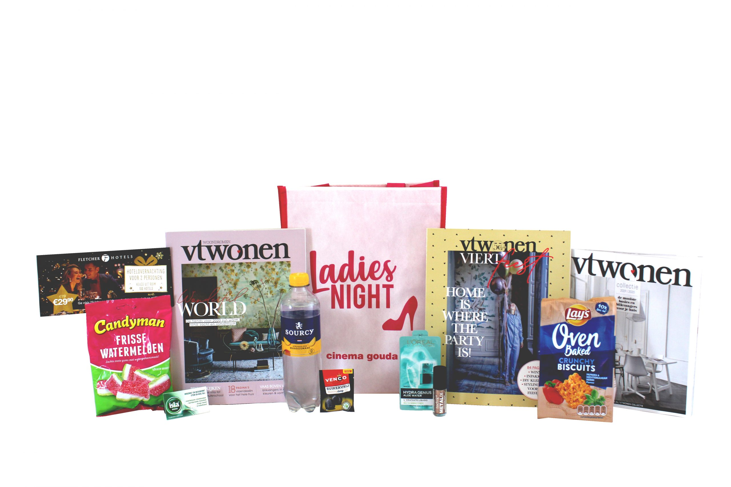 Goodiebag Cinema Gouda BagOffice