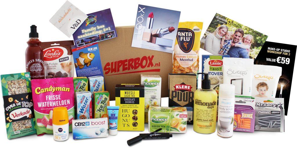 Superbox BagOffice voor families