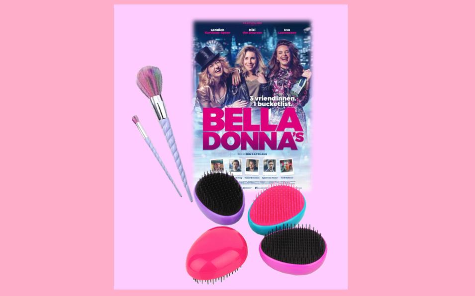 """""""Bella Donna's """" Thema goodies"""