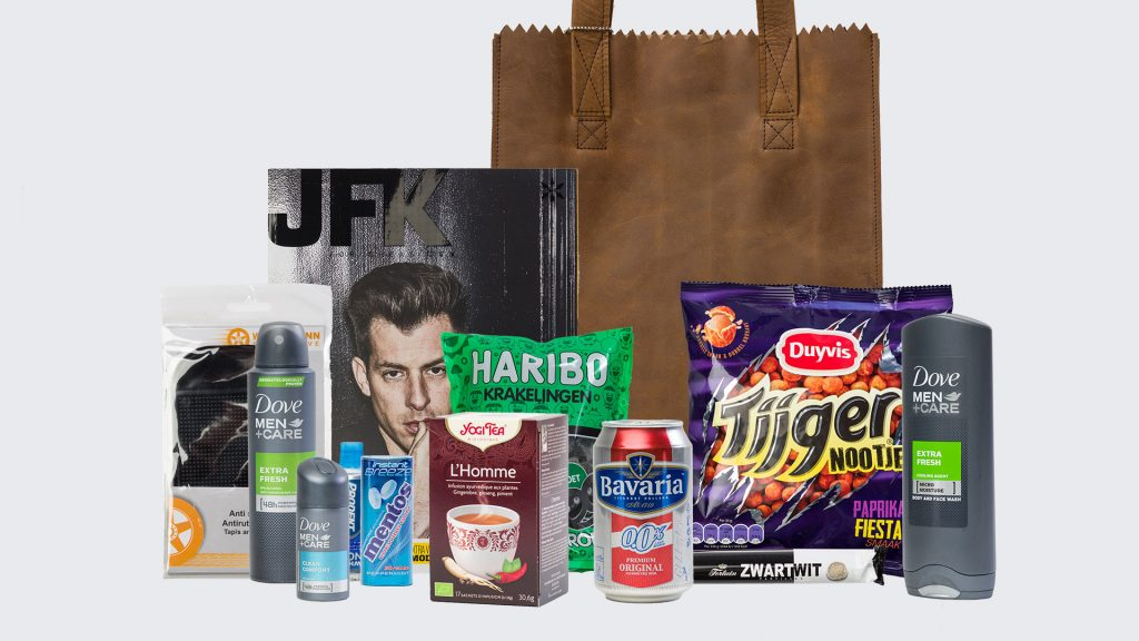 business event goodiebag