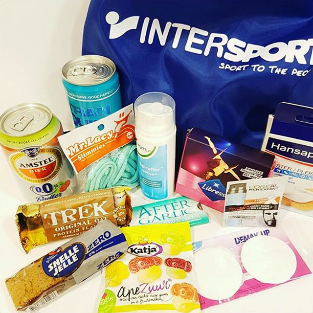 Goodiebag Intersport