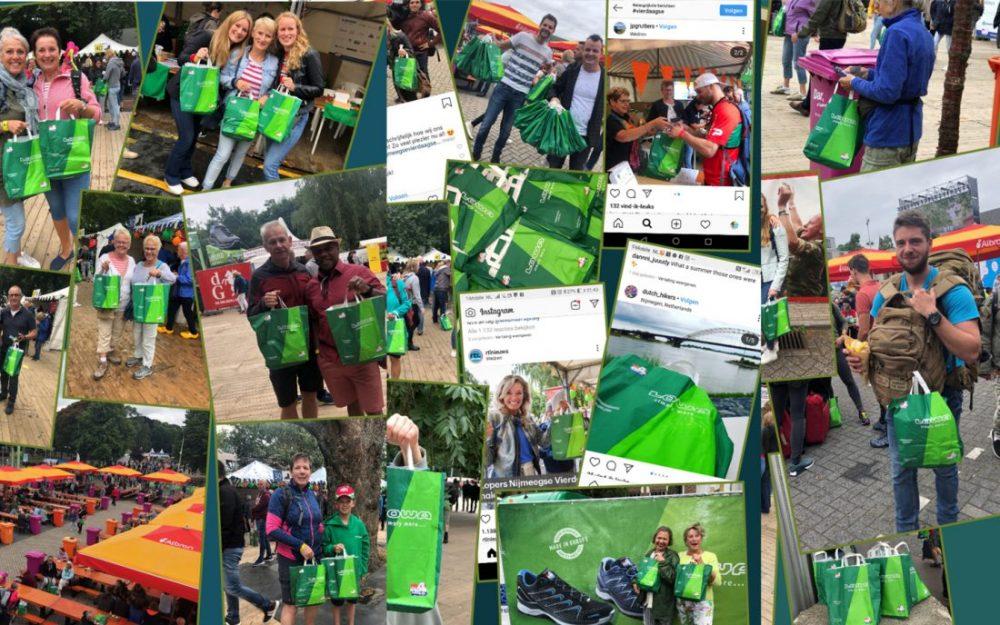 Vierdaagse Nijmegen Goodiebag