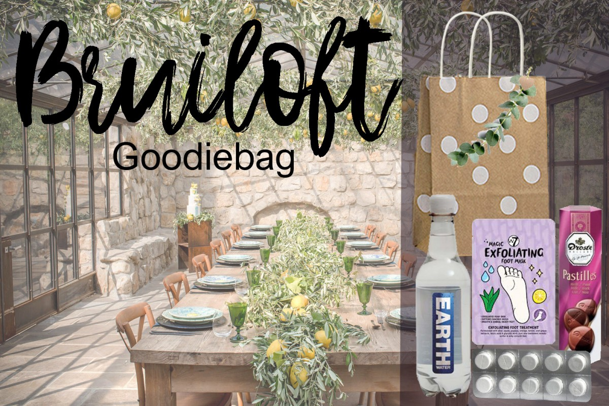 Bruiloft Goodiebags bagOffice