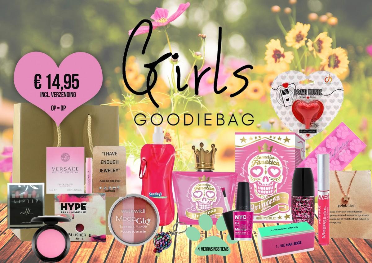 Girls Goodiebag BagOffice