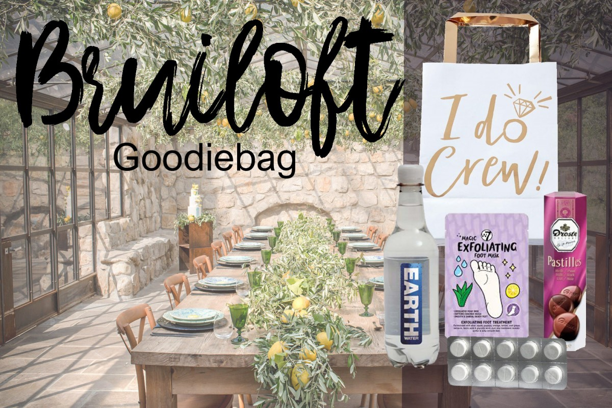 Bruiloft Goodiebag BagOffice