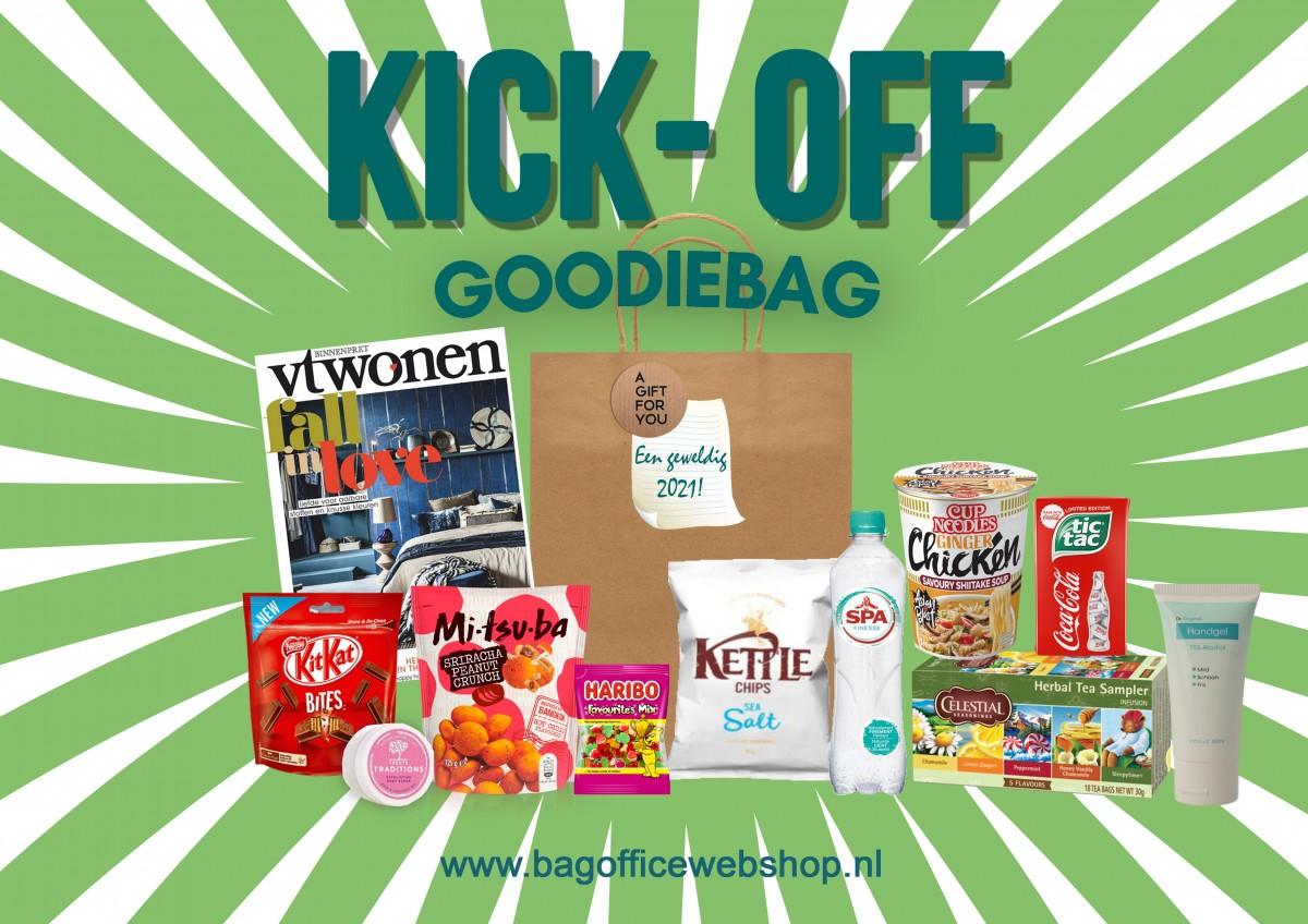Kick Off Goodiebag BagOffice